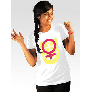 Incynk Women's Eve's Tee (White)