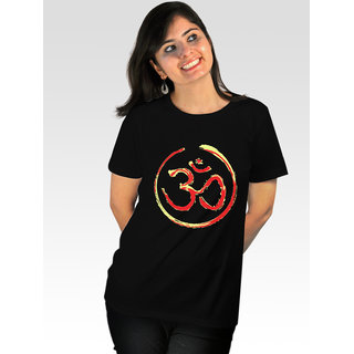 Incynk Women's Om Again 2 Tee (Black)
