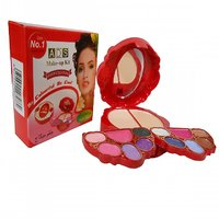 ADS Fashion Colour Make-up Kit With Free Mars Eye/Lipliner  Adbeni Accessories-AHAA