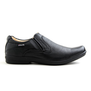 Red Chief Men Black Formal Shoes - 90062503