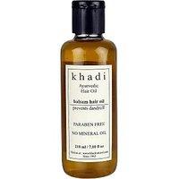 Khadi Anti Dandruff Balsam Ayurvedic (Paraben Free) Hair Oil (210 Ml)
