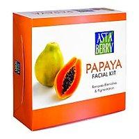 Astaberry Papaya Facial Kit- Set Of 4