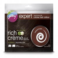 Godrej Expert Rich Crème Hair Colour - Natural Brown 4.00