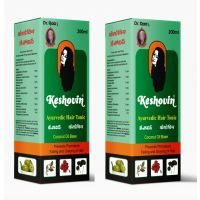 Dr.Raos Keshovin(Herbal Hair Oil)(200ml)(Pack Of 2)