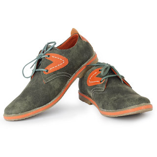 Killer Mens  Dark Green Casual Shoes (KLSPIL-5012 STNDRD OLV)