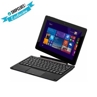 Penta T-PAD Detatchable Touchscreen Laptop (IntelQuadCore, Upto 1.84GHz, Windows 10, 2GB RAM,...