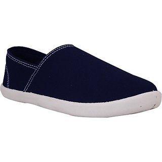 Smithsoul Black  Slip-on  Casual Shoes