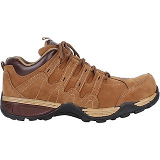 Nexq Outdoor Shoes Original Leather Color Tan