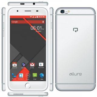 """Reach Allure [5.5"""" HD Screen, 10MP + 5MP Camera, Android Lollipop, QuadCore, Free Flip Cover]"""