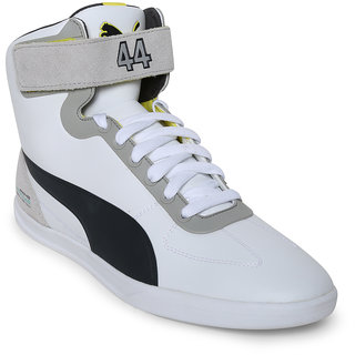Puma Men White Casual Shoes (30568901)