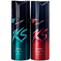 KAMASUTRA DEO SPRAY COMBO PACK OF 2 (SPARK+URGE)