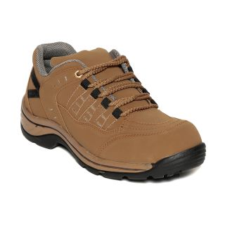 Squarefeet MenS Tan Lace-Up Casual Shoes (SqFSB-002Tan)