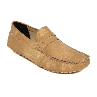 Squarefeet MenS Tan Slip On Casual Shoes (SqFSB-025Tan)