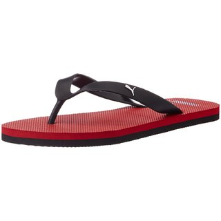 Puma Mens Red Flip Flop (36070604-Red)