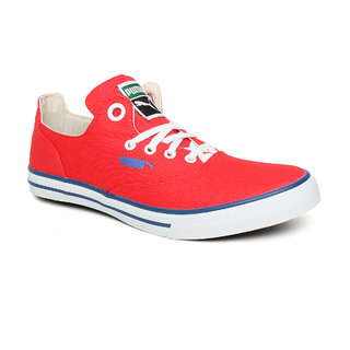 Puma Men Red Casual Shoes (36078408-Red)