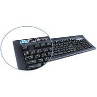 TVS-E Bharat Gold Ps2 Keyboard
