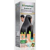 Nisargalaya Brahmi Hair Oil(100 Ml)  All Hair Type Stress Reliefe