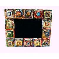 Photo Frame Square Coils Colored