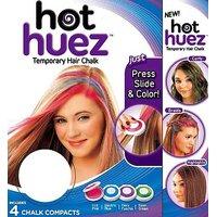 Hot Huez Temporary Hair Chalk Colour.