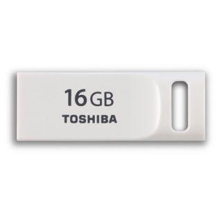 Toshiba 8GB Hayabusa Pen drive (White)