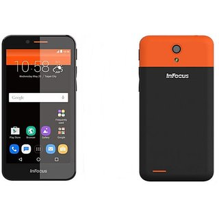 Infocus M260 8 GB (Orange & Black)