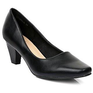Tresmode Cepun Women Black Boat Shoes