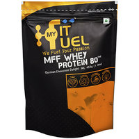 MyFitFuel Whey Protein 80 (1 Lbs)  |23 Gm Protein|
