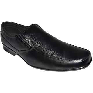 Bata Men's Black Formal Shoes