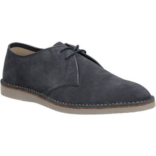 Clarks MenS Blue Casuals Lace-Up Shoe (DarningWalkDarkBlueSuede)