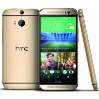 HTC ONE M8 (GOLD)- 32GB  - IMPORTED  UNLOCKED