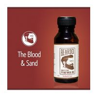 Beardo Beard And Hair Fragrance Oil, The Blood And Sand 10 Ml