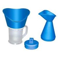 Combo Of 3 In 1 Steamer With Free Manicure Kit
