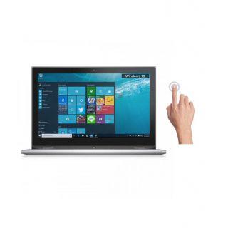 Dell Inspiron 7359 13.3-inch Laptop (Core-i5-6200u/8/GB/500GB/Windows 10), Silver