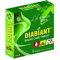 Diabiant Sugar Care Tablet 15X2 = 30 Tablet