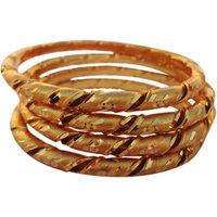 SUVI'S Golden Bangles