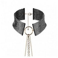 Bijoux Indiscrets Desire Metallique - Metallic Mesh Collar