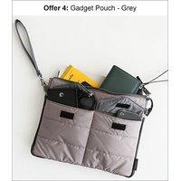 Gadget Pouch - GREY