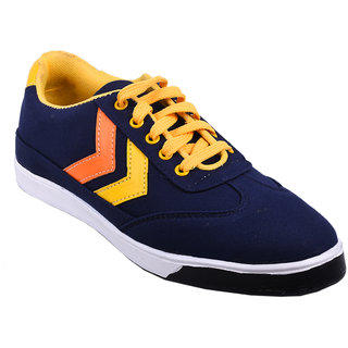 Cool River Men Blue Casual Lace-Up Shoes (27)