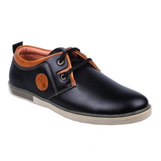 Cool River Men Tan Casual Lace-Up Shoes (3003)