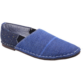 Cool River Men Blue Casual Slip On Shoes (9002)