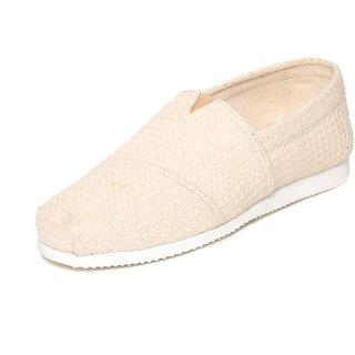 Ziera Vagabond Mens Beige Casual Espadrilles Shoes