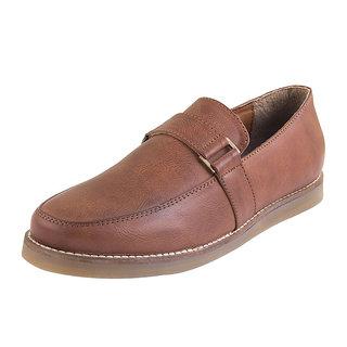 Ziera Treasure Mens Brown Casuals Shoe