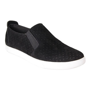 Ziera Jet Mens Black Casual Shoes
