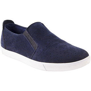 Ziera Azure Mens Blue Casual Shoes