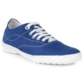 Jovelyn Blue Casual Lace-up Shoes J378