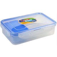 4 Way Lock Seal Airtight Tiffin Carrier Lunch Box