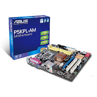 Asus G31 P5KPL-AM Motherboard With 1 Year Warranty (100 Refubrish)