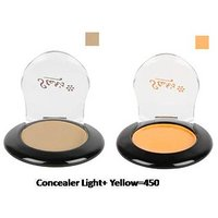 Stars Cosmetics Concealer Yellow And Light.