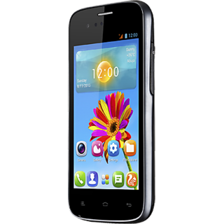 Gionee Pioneer P3 (Black, 4 GB)