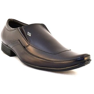 Zoot24 MenS Brown Formal Slip On Shoes (3903FLEX-JACOBIN)